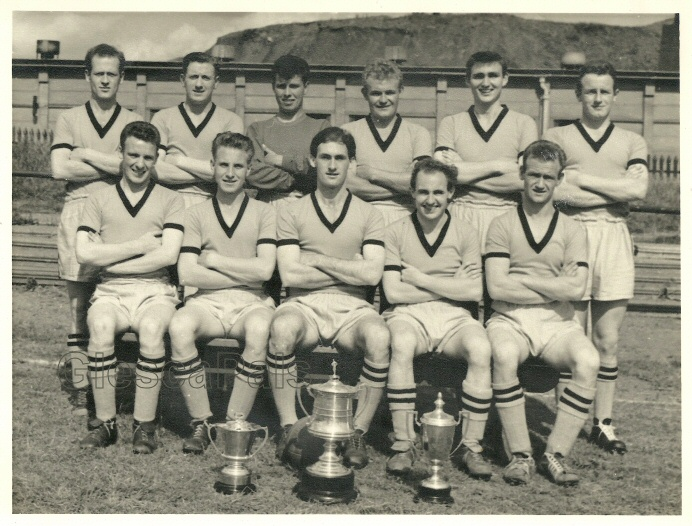 Burnbank Swifts 1958-59