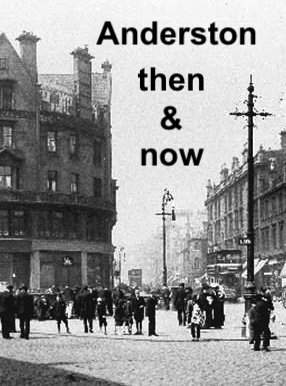 Anderston then & now